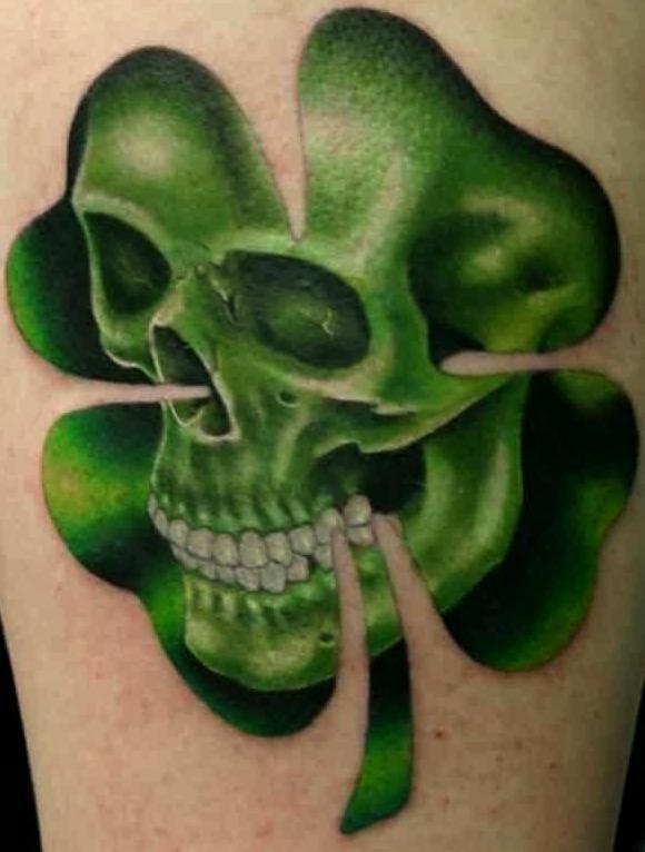 9 Ideas De Tatuajes De Tréboles De Hombremujer Significado