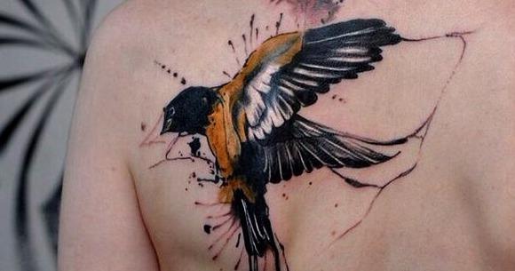 Tatuajes de turpial