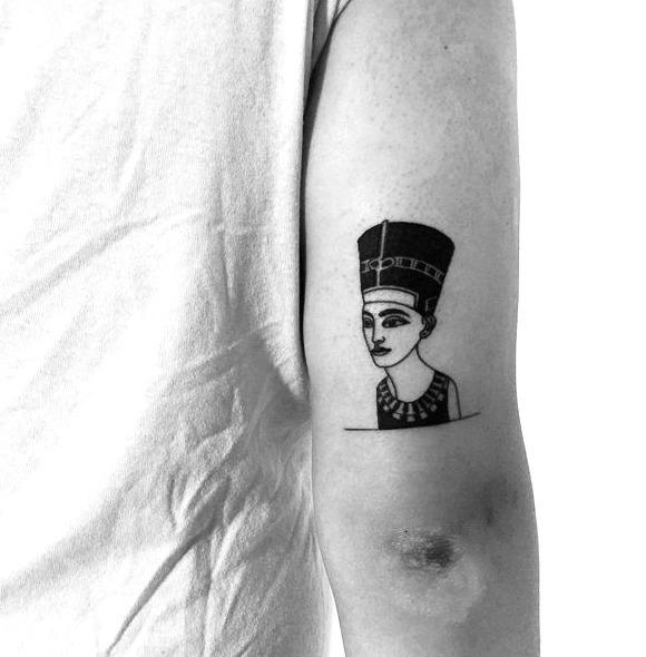 Tatuajes egipcios pequeños