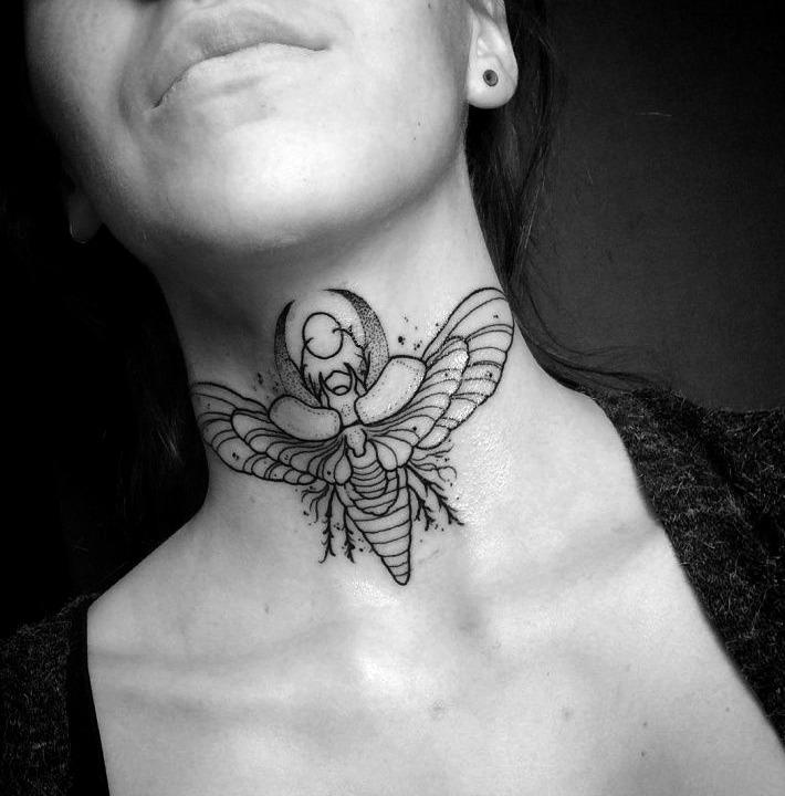 51 Ideas De Tatuajes Egipcios De Hombre Mujer Fotos Significado