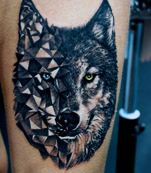 Tatuajes elegantes para hombres