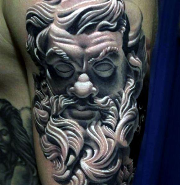 Tatuajes en 3D para hombres