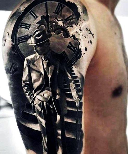 Las 30 Mejores Ideas De Tatuajes 3d Realistas Hombre Y Mujer