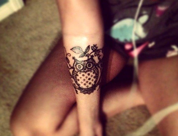 Tatuajes en el antebrazo para mujeres