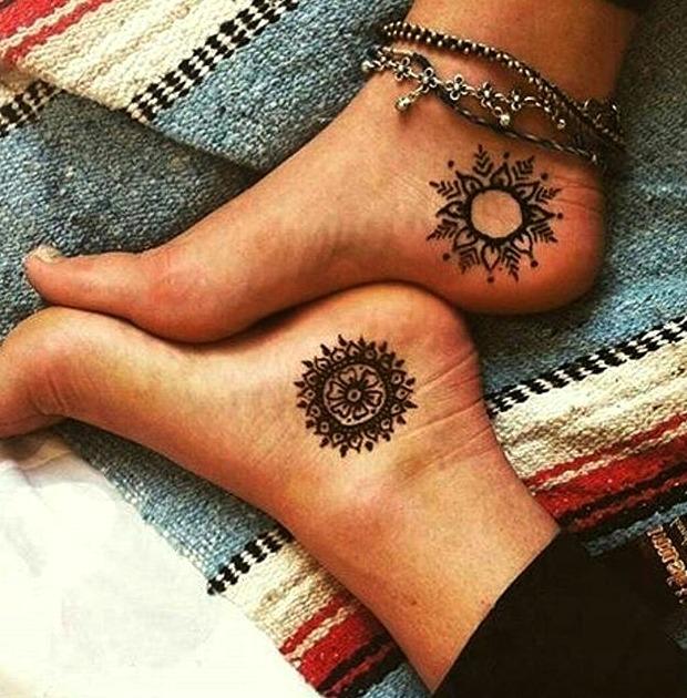 34 Ideas De Tatuajes En El Pie De Hombremujer Fotossignificado