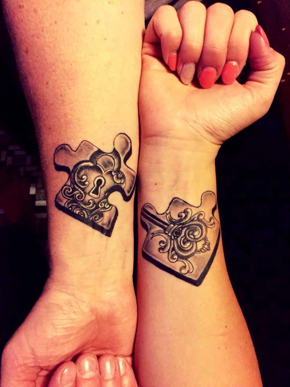 tatuajes entre madre e hija