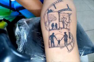 Tatuajes Familia