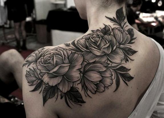 Tatuajes grandes para mujeres