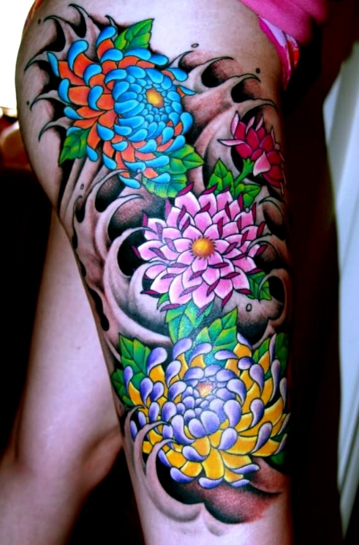 57 ideas de tatuajes japoneses de hombre y mujer for Tipos de manga japones
