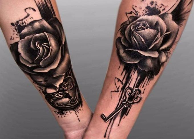 Tatuajes originales para parejas