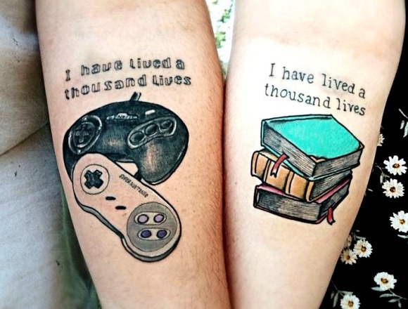 Las 21 Mejores Ideas De Tatuajes Para Parejas Hombre Y Mujer