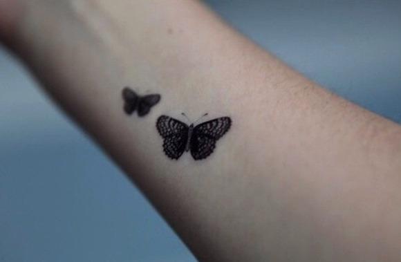 tatuajes pequenos bonitos mujer