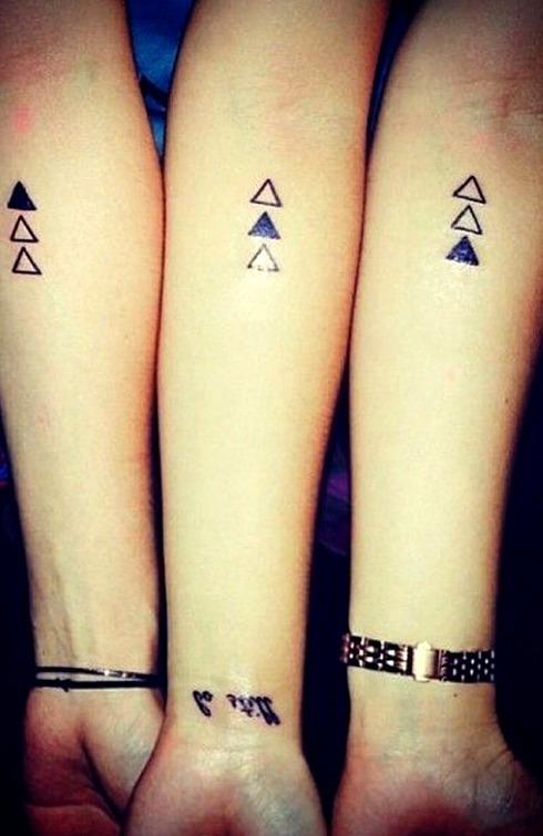 21 Ideas De Tatuajes De Amistad De Hombremujer Fotossignificado