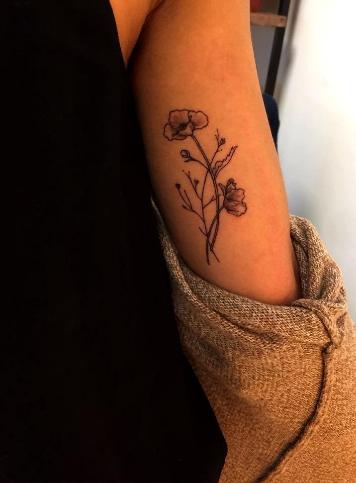 39 Ideas De Tatuajes En El Brazo De Hombre Mujer Fotos Significado
