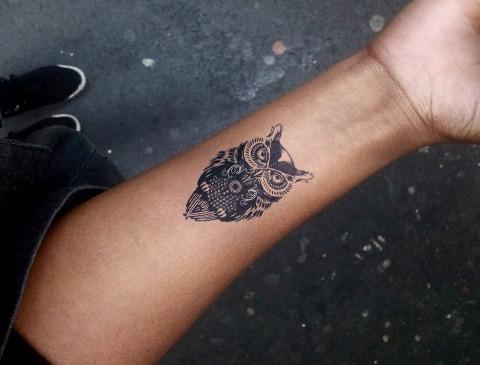 Tatuajes pequeños en el brazo