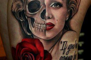 Tatuajes pin up