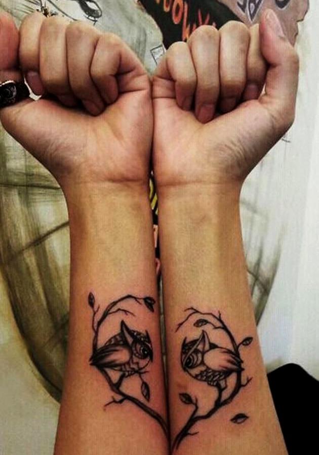 Tatuajes románticos