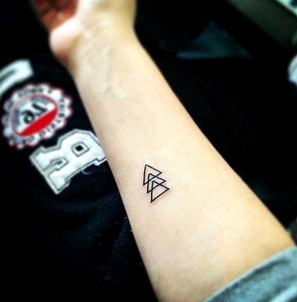 Tatuajes sencillos para hombre