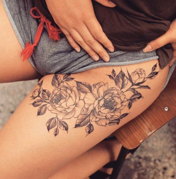 Tatuajes sensuales