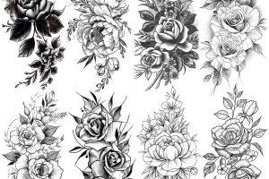 Los mejores tatuajes temporales adhesivos de 2020